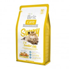 Brit Care Cat 0,4 kg Sunny I have Beautiful Hair