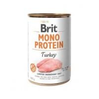 Brit Mono Protein Dog k 400 g с индейкой