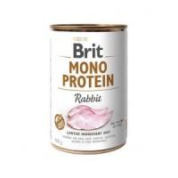 Brit Mono Protein Dog k 400 g с кроликом