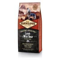 Carnilove Lamb & Wild Boar 1,5 kg