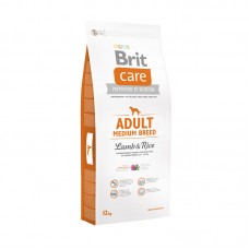 Brit Care Adult Medium Breed Lamb & Rice  3 kg (д/собак весом от 10 до 25 кг)