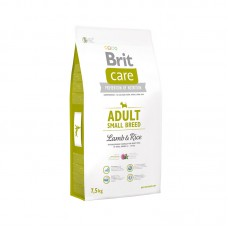 Brit Care Adult Small Breed Lamb & Rice 1 kg (д/собак весом до 10 кг)