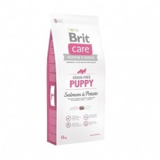 Brit  Care GF Puppy Salmon & Potato 3 kg (д/щенков)
