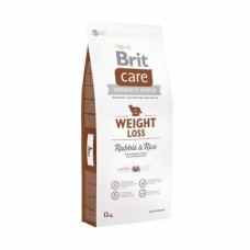Brit Care Weight Loss Rabbit & Rice 12 kg  (д/соб. с лишним весом)