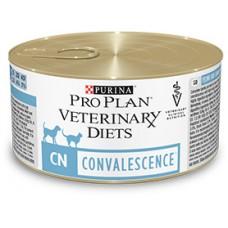 Pro Plan VETERINARY DIETS CN (Convalescence - Ветеринарные диеты для нутритивной поддержки в период выздоровления. Для собак), консервированный корм, 195гр.