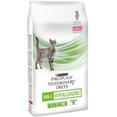 Pro Plan VETERINARY DIETS HA (Hypoallergenic - Сухой гипоаллергенный корм для кошек),  325гр