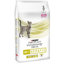 Pro Plan VETERINARY DIETS HP (Hepatic - Сухой корм для кошек при заболевании печени), 1,5кг