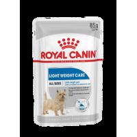 Влажный корм Royal Canin Light Weight Care для собак, 85 г