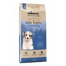 Chicopee CNL Maxi Puppy Poultry & Millet для щенков крупных пород
