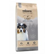 Chicopee CNL Dog Adult Light Lamb & Rice для малоактивных собак