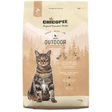 Chicopee CNL Cat Adult Outdoor для активных кошек, 1,5кг
