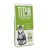 Chicopee Titan Premium Cat для взрослых кошек