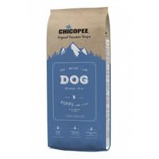 Chicopee PNL Puppy Lamb&Rice первый прикорм с 3 недель