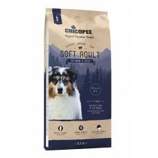 Chicopee CNL Adult Soft Salmon & Rice для всех пород