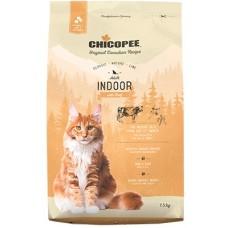 Chicopee CNL Cat Adult Indoor Beef для малоактивных и стерилизованных кошек