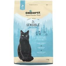 Chicopee CNL Cat Adult Sensible Lamb чувствительное пищеварение