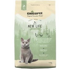 Chicopee CNL Cat Junior New Life Chicken для котят