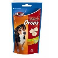 Витамины для собак Дропсы 75гр молочные