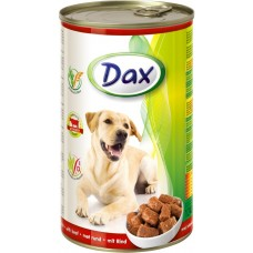 DAX банка 415гр. для собак говядина