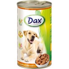 DAX банка 415гр. для собак курица