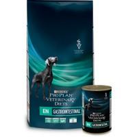 Pro Plan VETERINARY DIETS EN (Gastrointestinal - Ветеринарные диеты для поддержания здоровья желудочно-кишечного тракта для собак), консервированный корм, 400гр