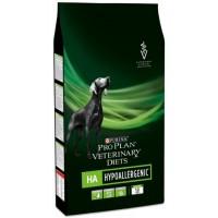 Pro Plan VETERINARY DIETS HA  (Hypoallergenic - Сухой гипоаллергенный корм для собак), 3кг