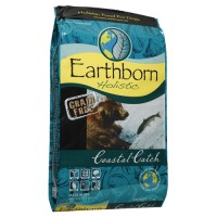 Сухой корм Earthborn Holistic Dog Coastal Catch, 12кг