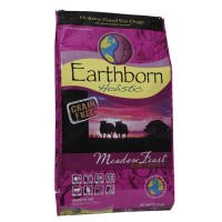 Сухой корм Earthborn Holistic Dog Meadow Feast, 12кг