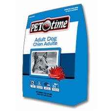 PET TIME Adult dog food