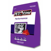 PET TIME perfomance Dog food