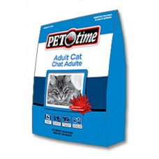 PET TIME Adult cat food