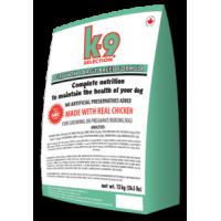 Корм для  щенков крупных пород K9 Selection Growth Large Breed Formula, 12KG