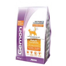 Gemon CAT Adult Complete курица с индейкой 1.5kg
