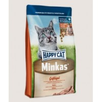 Happy Cat Minkas с птицей 1,5кг