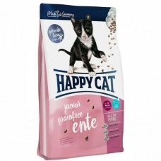 HAPPY CAT Supreme Юниор Grainfree Ente 4кг