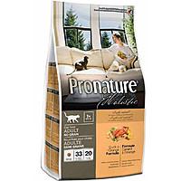 Pronature Holistic с уткой и апельсинами