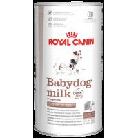 Royal Canin Babydog milk 2кг (5 пакета по 400гр). Полноценный заменитель молока для щенков.