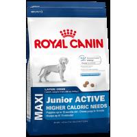 Сухой корм для щенков Royal Canin Maxi Junior Active