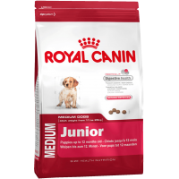 Сухой корм для щенков Royal Canin Medium Puppy