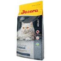 Josera Catelux (Кателюкс) сухой корм для котов - выведение шерсти, 10кг