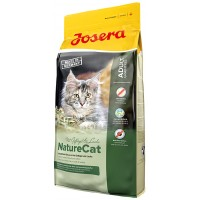 Josera NatureCat (НейчеКет) сухой беззерновой корм для котов, 10кг