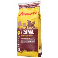 Josera Festival (Фестиваль) сухой корм с соусом для собак, 5*900гр