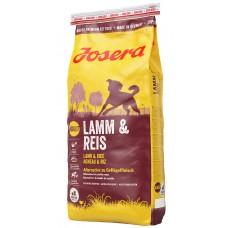 Josera Lamm&Reis (Лемм энд райс)  сухой корм для собак с ягненком и рисом, 15кг