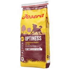 Josera Optiness (Оптинес) сухой корм для собак крупных и средних пород с уменьшенным количеством белка без кукурузы, 1,5кг