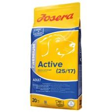 Josera Active (Актив) сухой корм для активных собак, 20кг.