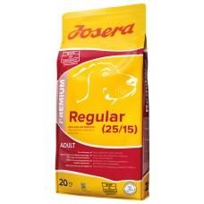 Josera Regular (Регуляр) сухой корм для всех пород собак. Для взрослых собак со средней активностью, 20кг.