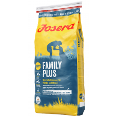 Josera FamilyPlus (ФемелиПлюс) сухой корм для беременных и кормящих сук, а также для щенков до 8 месяцев, 15кг
