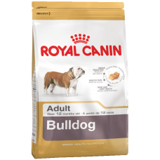 Royal Canin Booldog (сухой корм для собак породы английский бульдог), 12кг