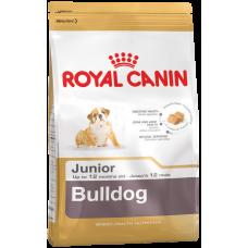 Royal Canin Booldog  Junior (сухой корм для щенков породы английский бульдог), 12кг
