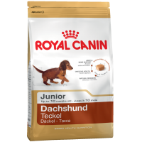 Royal Canin Dachshud Junior (сухой корм для щенков породы такса), 1,5кг